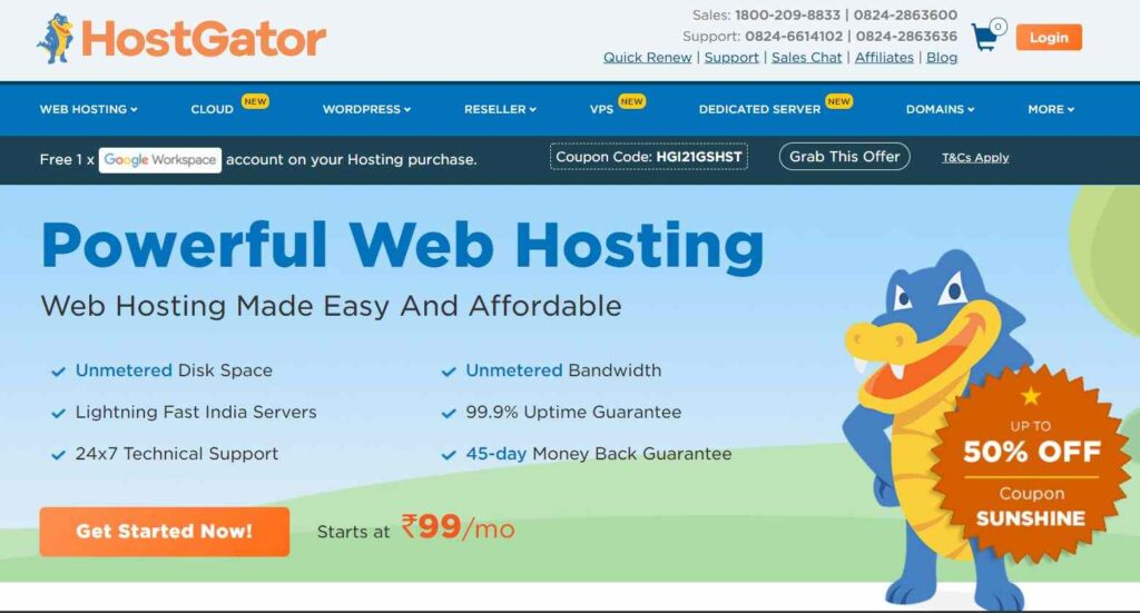 Hosgator Review 2021 Best Hosting Free SSL Certificate