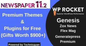 Premium Themes & Plugins for Free (Gifts Worth $900+)